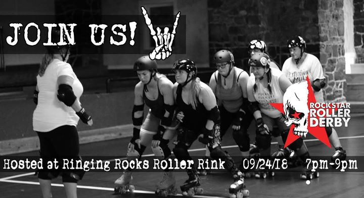 Interested? Check out our New Skater Event 9/24!
