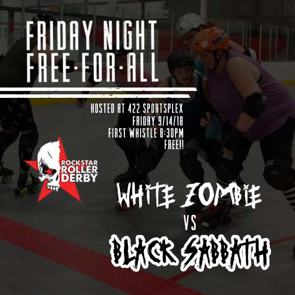 Intraleague Scrimmage *Friday Night Free-for-All*