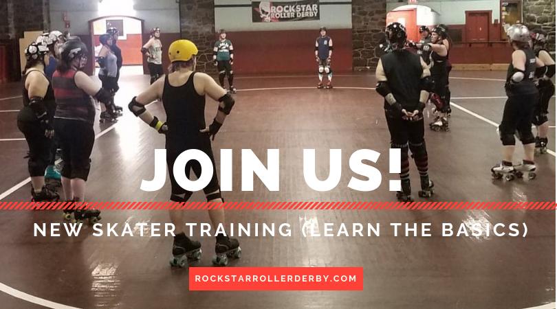 New Skater Event - February 7th, 2019