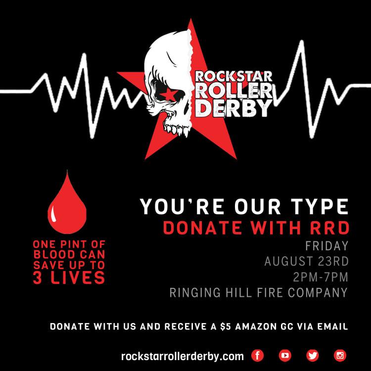 RRD American Red Cross Blood Drive